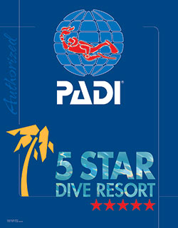 Panama Dive Center PADI 5 Star resort