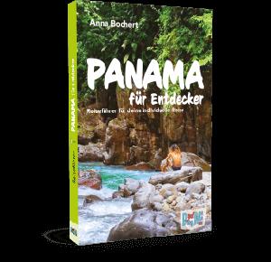 256 Seiten voller Abenteuerlust im Naturparadies Panama!