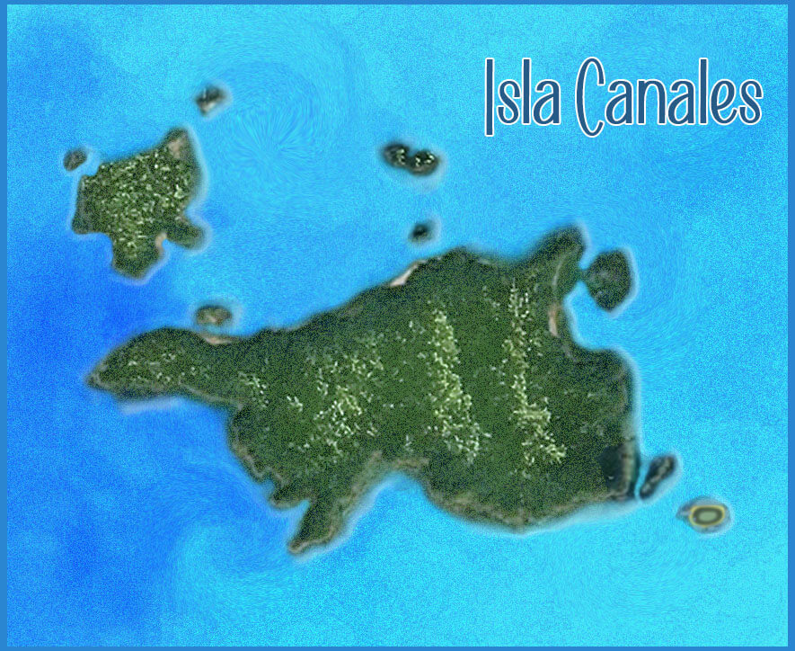 Isla Canales Parque Nacional Coiba