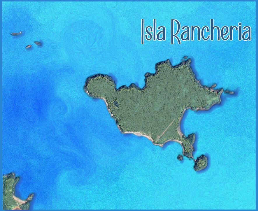 Isla Rancheria Parque Nacional Coiba